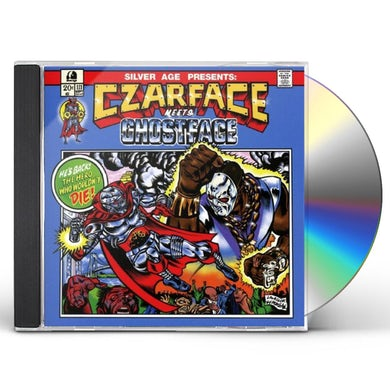 CZARFACE MEETS GHOSTFACE CD