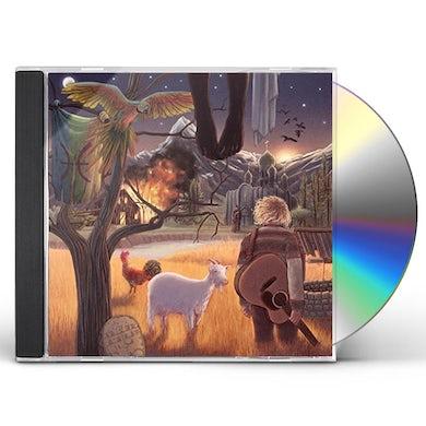 Moddi UNSONGS CD
