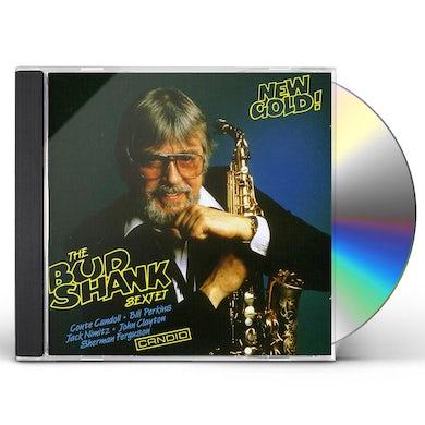 Bud Shank NEW GOLD CD