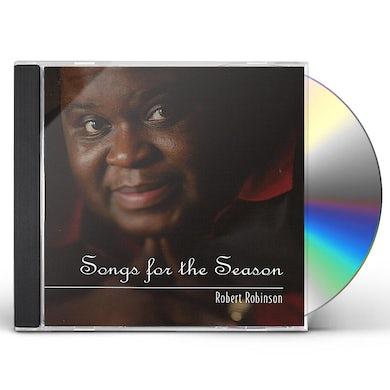 Robert Robinson SONGS FOR THE SEASON CD