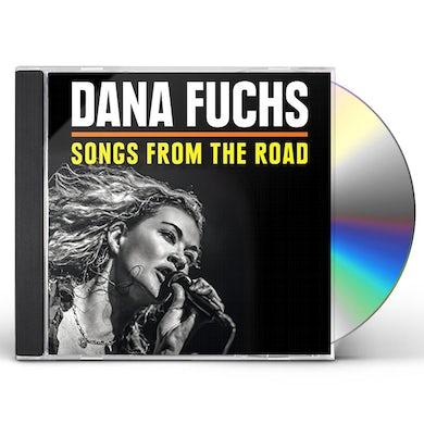 Dana Fuchs SONGS FROM THE ROAD CD