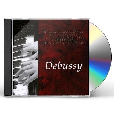Debussy GRAND PIANO CD