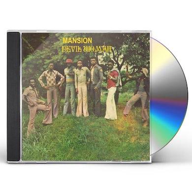 Mansion DEVIL WOMAN CD