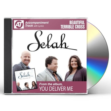 Selah BEAUTIFUL TERRIBLE CROSS CD