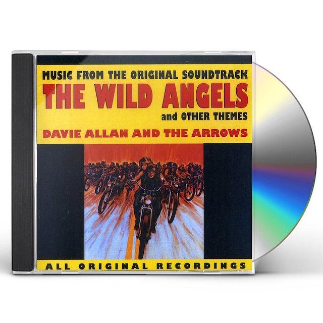 Davie Allan & Arrows WILD ANGELS & OTHER THEMES CD