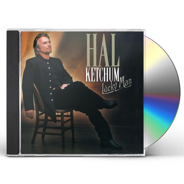 Hal Ketchum LUCKY MAN CD