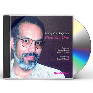 Stanley Cowell HEAR ME ONE CD