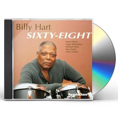 Billy Hart SIXTY-EIGHT CD