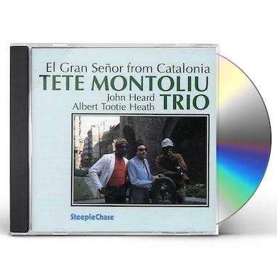 Tete Montoliu GRAN SENOR FROM CATALONIA CD
