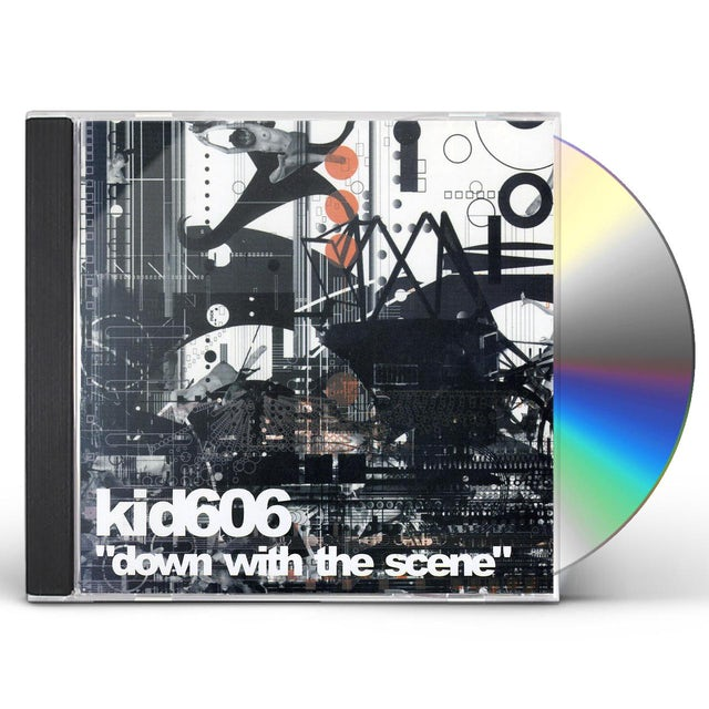 kid 606 DOWN WITH THE SCENE CD