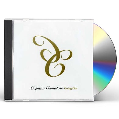 Captain Comatose GOING OUT CD