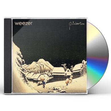 Weezer  PINKERTON CD