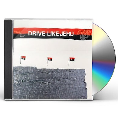 DRIVE LIKE JEHU CD