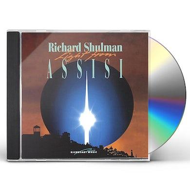 Richard Shulman LIGHT FROM ASSISI CD