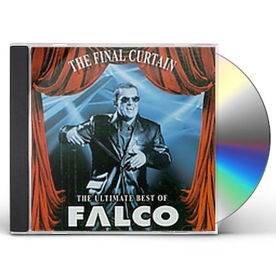 Falco FINAL CURTAIN: ULTIMATE BEST OF CD