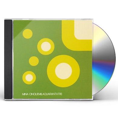 Mina CINQUEMILAQUARANTATRE CD