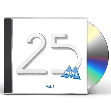 MINA 25 CD
