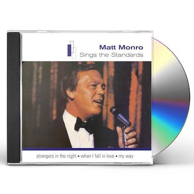 Matt Monro SINGS THE STANDARDS CD