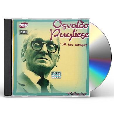 LOS AMIGOS CD