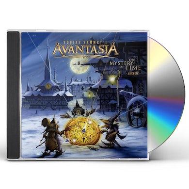 Avantasia MYSTERY OF TIME CD