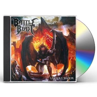 Battle Beast UNHOLY SAVIOR CD