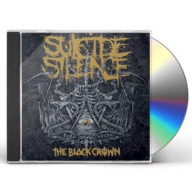 Suicide Silence BLACK CROWN CD