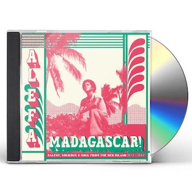 ALEFA MADAGASCAR / VARIOUS CD