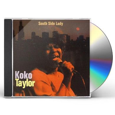 Koko Taylor SOUTH SIDE LADY CD