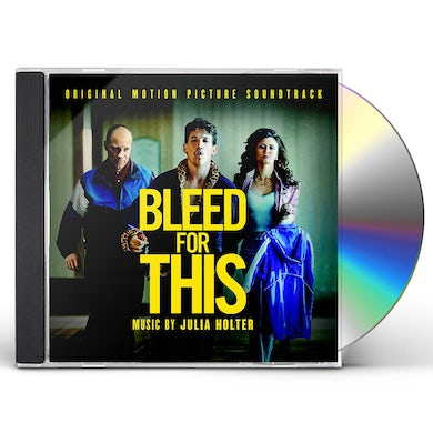 Julia Holter BLEED FOR THIS / Original Soundtrack CD