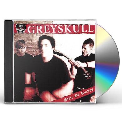 STATE OF RUCKUS CD
