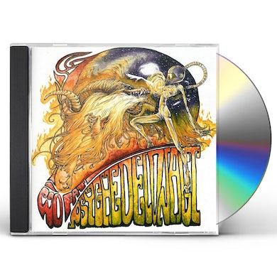 Wo Fat PSYCHEDELONAUT CD
