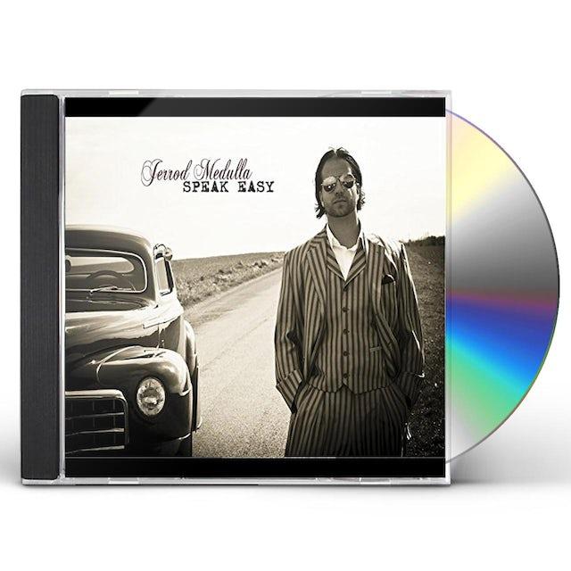 Jerrod Medulla SPEAK EASY CD