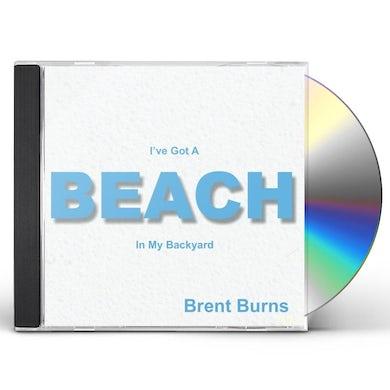 I'VE GOT A BEACH IN MY BACKYARD CD
