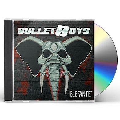 Bulletboys ELEFANTE CD