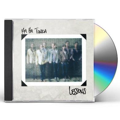 Ha Ha Tonka LESSONS CD