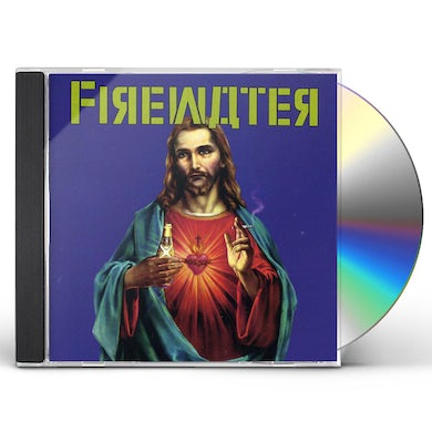 Firewater GET OFF THE CROSS CD