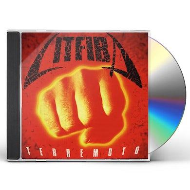 Litfiba TERREMOTO CD