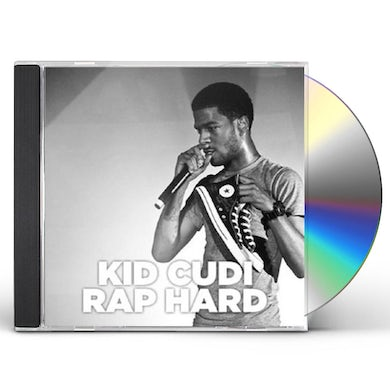 Kid Cudi RAP HARD (THE DEMO YEARS) CD
