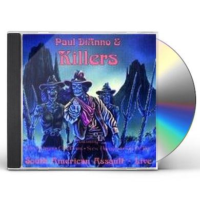 PAUL DI'ANNO & KILLERS CD