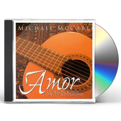 Michael McCabe AMOR CD