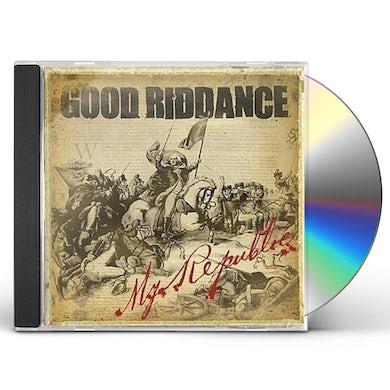 Good Riddance MY REPUBLIC CD
