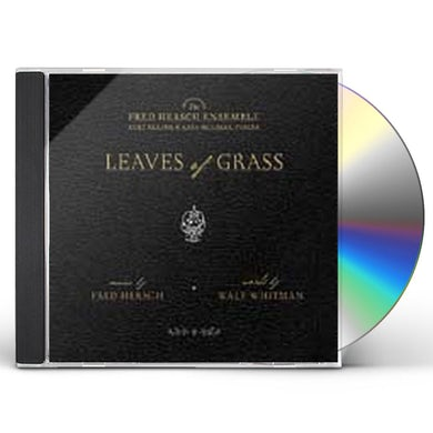 Fred Hersch LEAVES OF GRASS CD