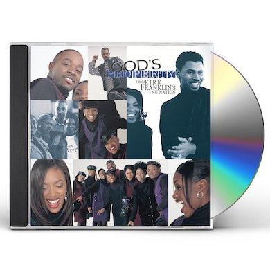 God's Property CD
