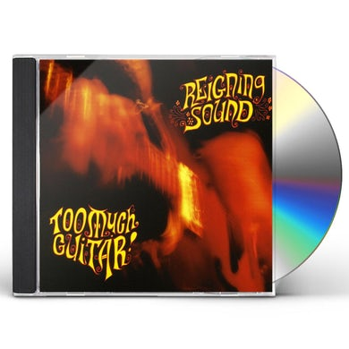 Reigning Sound TOO MUCH GUITAR CD