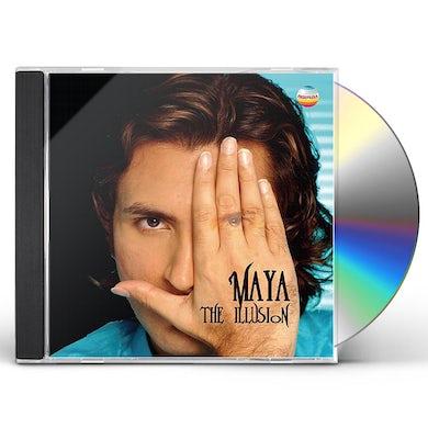Rahul Sharma MAYA THE ILLUSION CD
