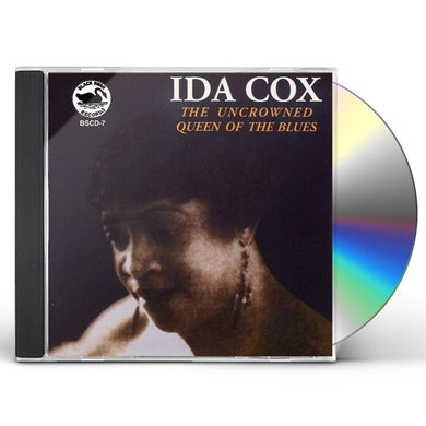Ida Cox UNCROWNED QUEEN OF THE BLUES CD