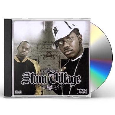 SLUM VILLAGE CD
