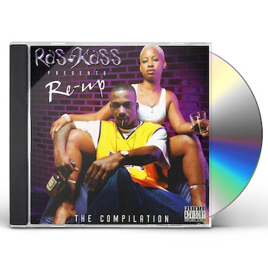 Ras Kass RE-UP THE COMPILATION CD