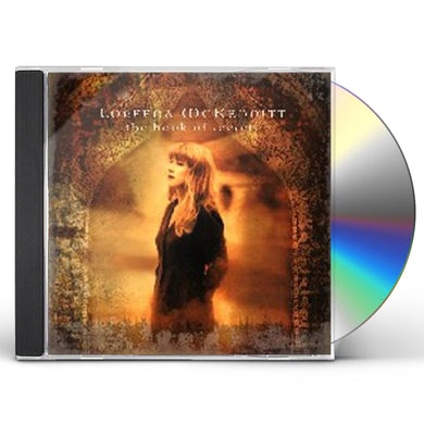 Loreena Mckennitt BOOKS OF SECRET CD