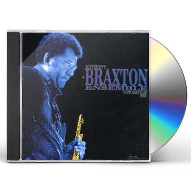 Anthony Braxton VICTORIAVILLE 1988 CD